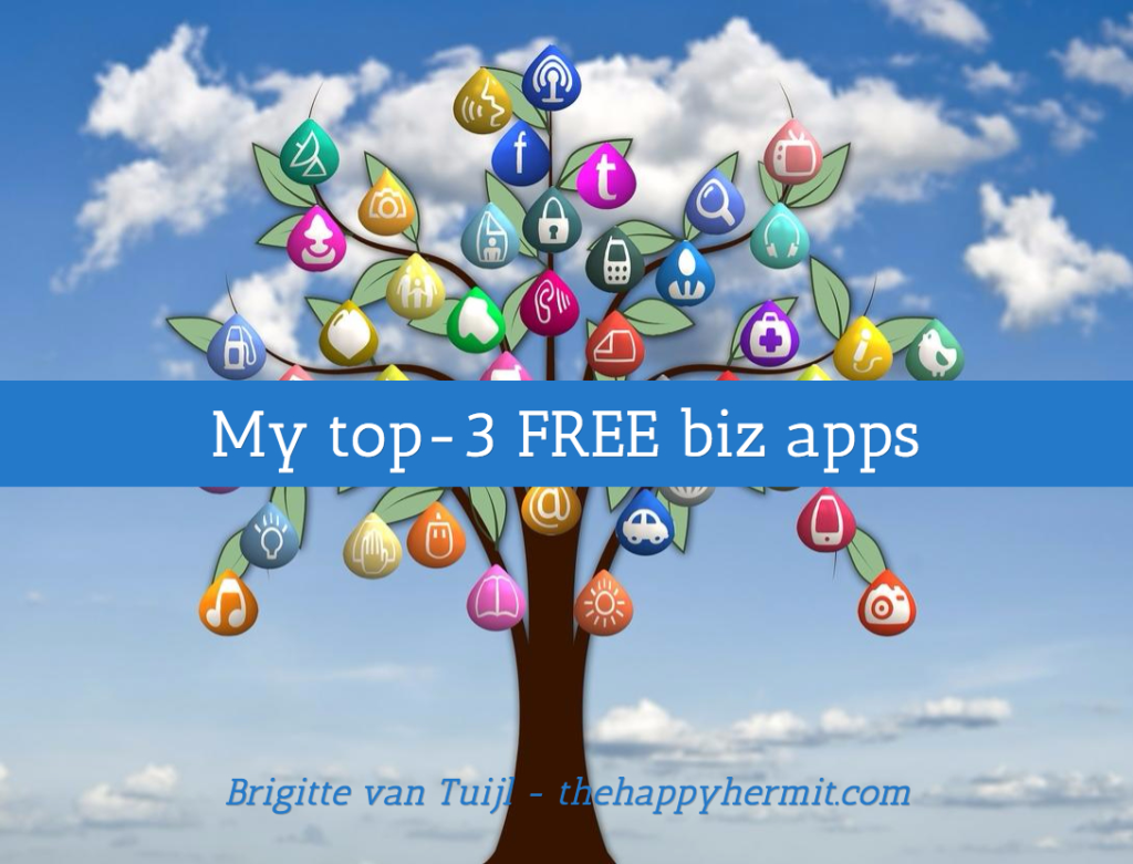 Top-3 free biz apps
