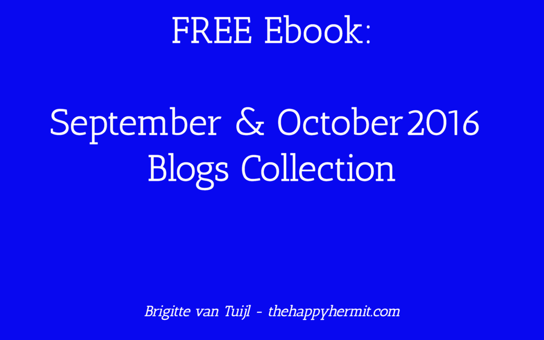 Free Ebook September & October 2016