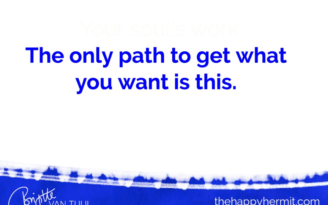 The only path to get what you want is this.