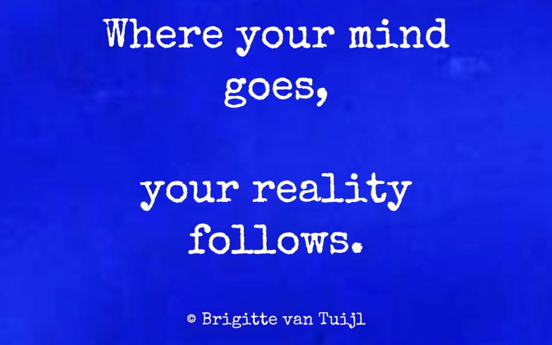 Where your mind goes…