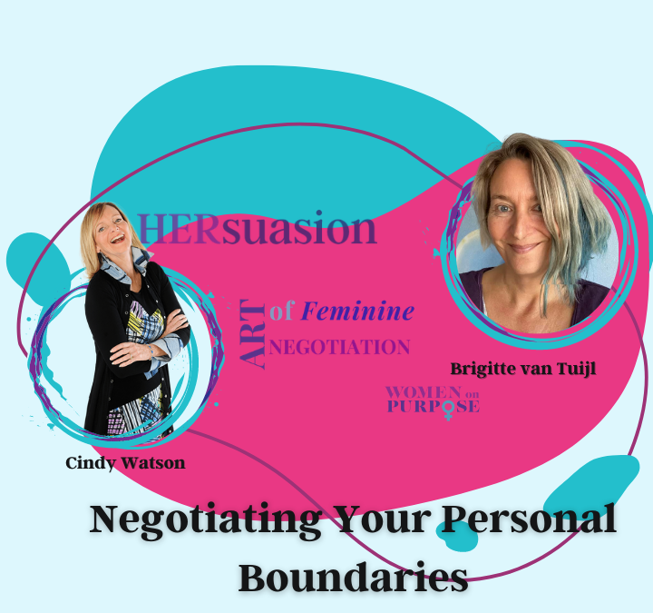 [PODCAST] Negotiating your personal boundaries