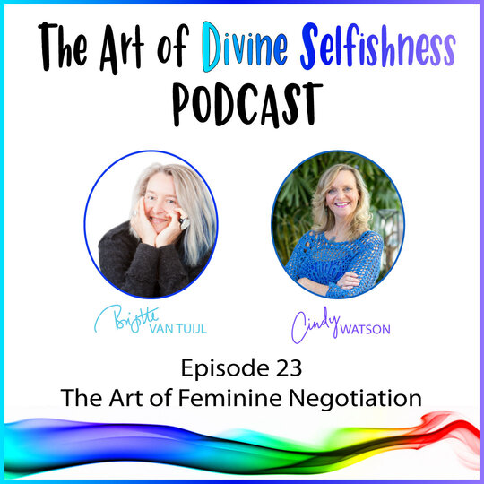 [PODCAST] The Art of Feminine Negotiation – women, you're born to negotiate (and be brilliant at it)!