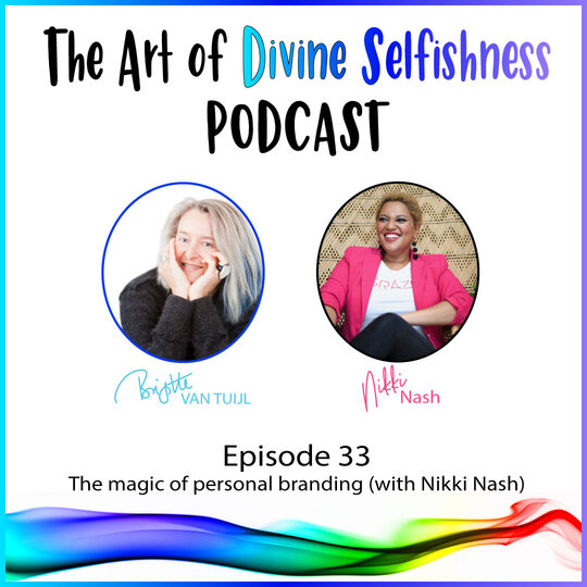 [PODCAST] The magic of personal branding (with Nikki Nash)