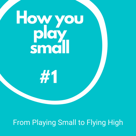 How you play small #1
